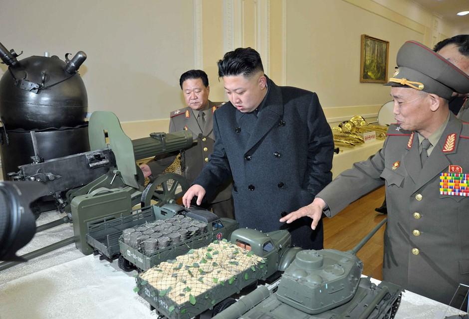 朝鲜美国战争
