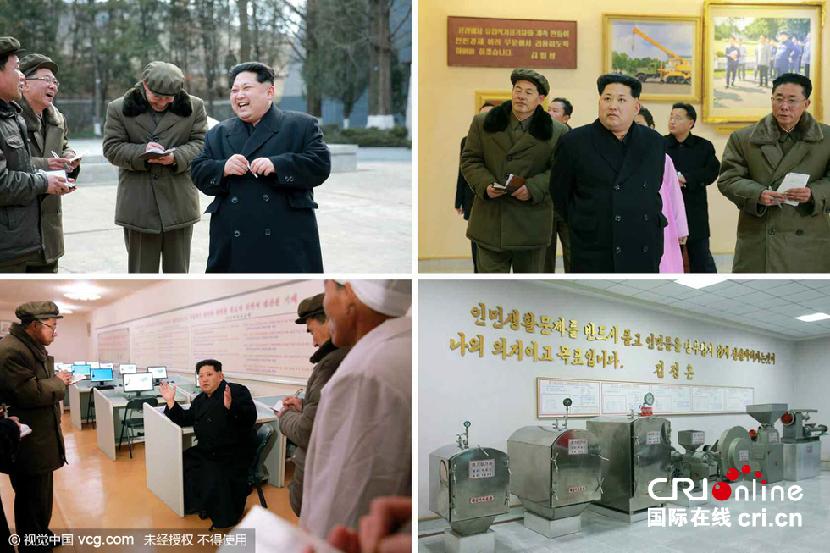 金正恩视察朝鲜导弹主要生产基地
