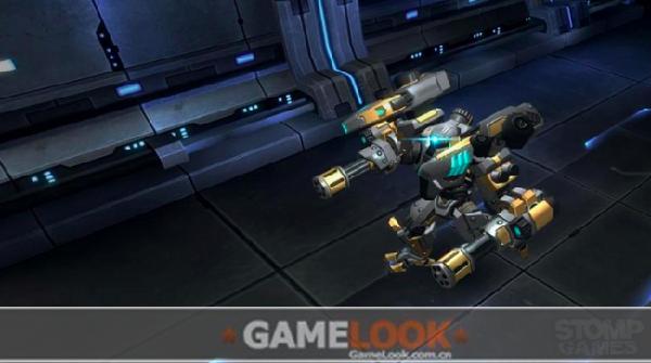 腾讯在Facebook推出科幻游戏Robot Rising