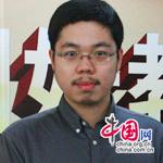啟政教育行測研究部部長王鵬