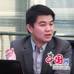 中國網教育事業部副總經理馮志軍