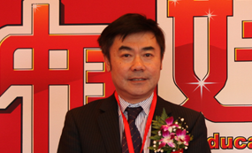 北京留学服务行业协会会长桑澎出席