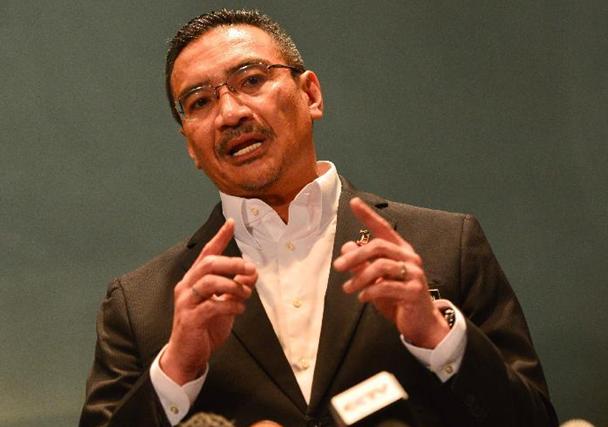 马来西亚 搜寻 希沙姆 决不放弃 —— mh370/马来西亚:希沙姆丁——决不放弃搜寻MH370
