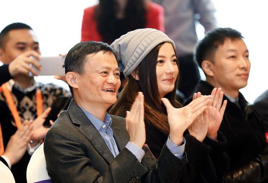 """股神赵薇:晋级""""500富人榜""""的首位明星(图)"""