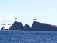 海监编队 钓鱼岛巡航