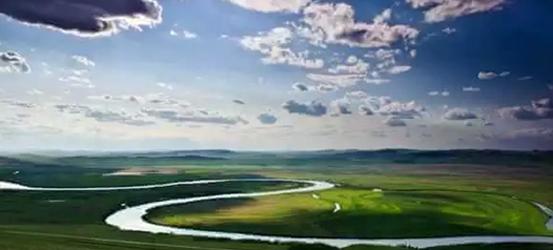 呼伦贝尔草原旅游最佳摄影点