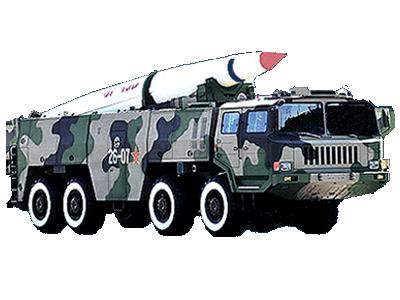 """""""东风-15B""""弹道导弹"""