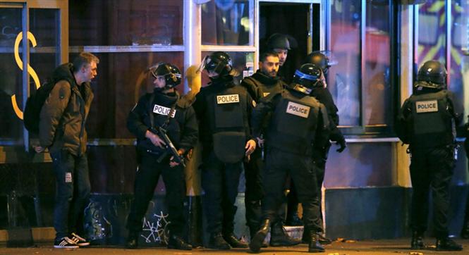 法国遭遇恐怖袭击