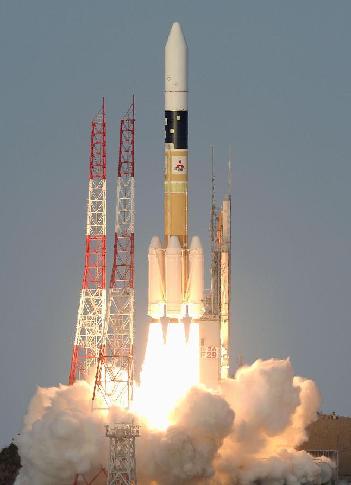 日本国产火箭首次成功发射商业卫星