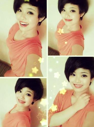 莫小贝 王莎莎近照曝光 笑容甜美性格活泼