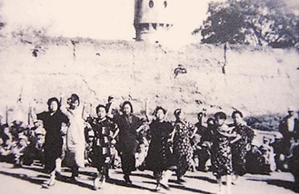 【長知識】我軍歷史上唯一女子大學都上些什麼課