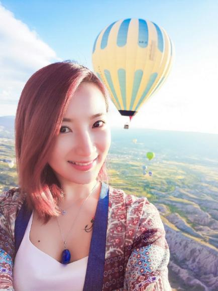 陈赫前妻称一个人旅行 疑与外籍新欢分手