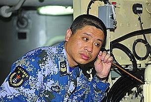 刘德波:机电部门动力中队锅炉一区队长