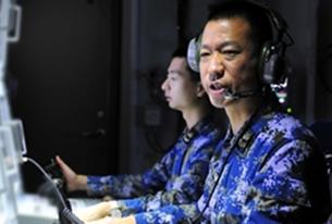 钱天奎:武器部门士官长