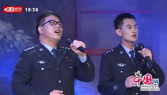 一线民警倾情演绎《远行》纪念公安烈士袁时光