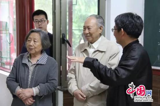 原教育部总督学柳斌关注传统文化传承 考察四海孔子书院