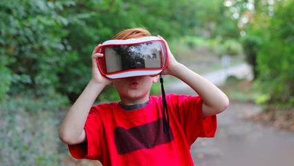儿童VR的秘诀:熟悉的角色以及彩蛋