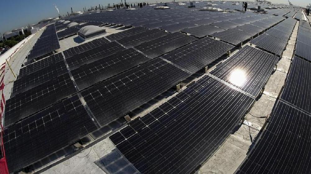 洛杉磯宣佈建成大功率太陽能屋頂