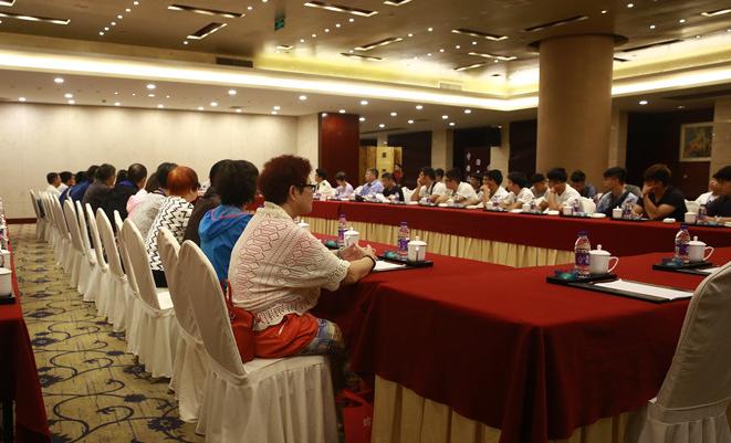 港澳台海员工会代表团与中国海员建设工会召开座谈会
