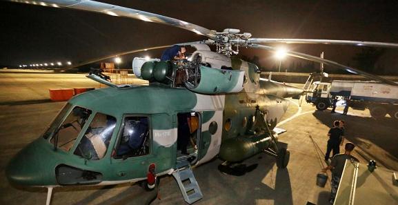 西部战区空军部队做好抗震救灾准备