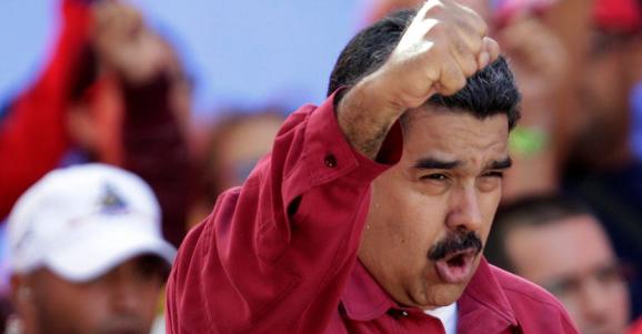 强硬回应美出兵言论 委内瑞拉月底将军演