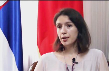 """塞爾維亞外交官:""""一帶一路""""帶出中國熱"""