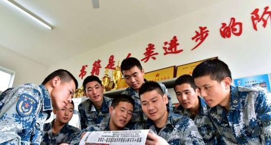 中部战区空军雷达某旅掀起全员学习十九大报告热潮