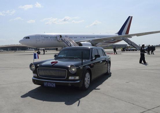 Espoir de renouveau du constructeur automobile chinois Hongqi