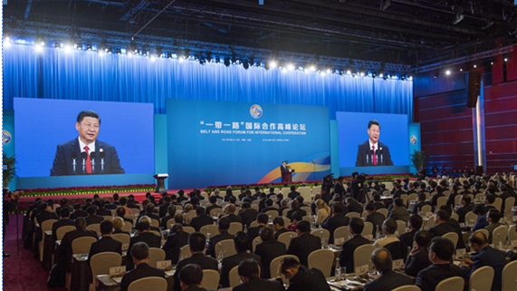 Xi Jinping au FCR : « Bâtir une famille qui coexiste dans la paix »