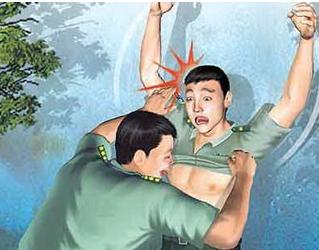 Sexuelle Übergriffe auf Männer, die bisher nach chinesischem Recht nicht als Vergehen galten, gelten nach einer Änderung des Strafrechts, die am Sonntag in Kraft trat, nun als Verbrechen.