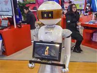 Einblicke in die Internetmesse in Wuzhen