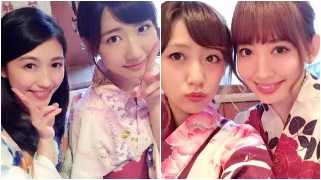 AKB48が浴衣写真を公開 本当の浴衣美人は誰?コメントコメント数:0最新コメント一覧同コラムの最新記事コラム一覧