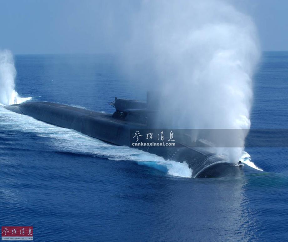 オハイオ級原子力潜水艦の画像 p1_32