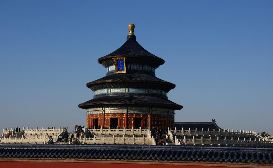 Пекин в фотографиях