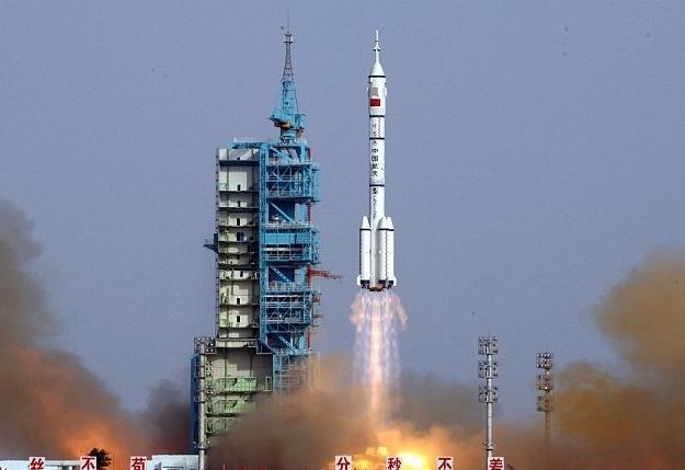 Китай планируется осуществить около 30 запусков в космос в 2017 году