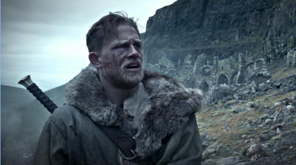 Новые кадры из фильма «Меч короля Артура»