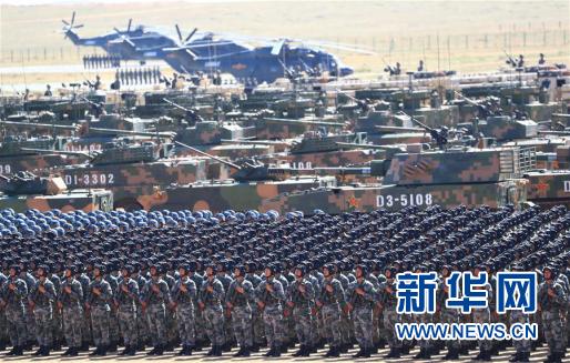 Иностранцы о военном параде в Китае: ?Китайская армия уникальна!?