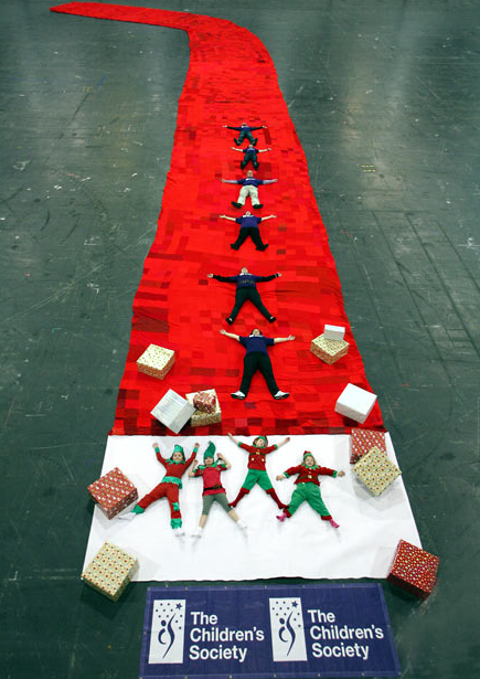 Veinte récords Guinness navideños