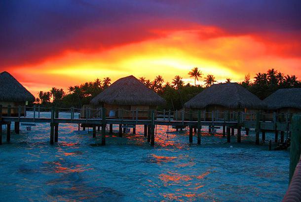 Los 25 mejores lugares para ver el atardecer en el mundo for Most beautiful cities in florida