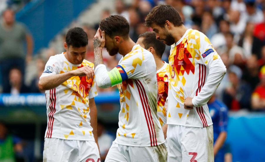 España deja de ser un equipo campeón