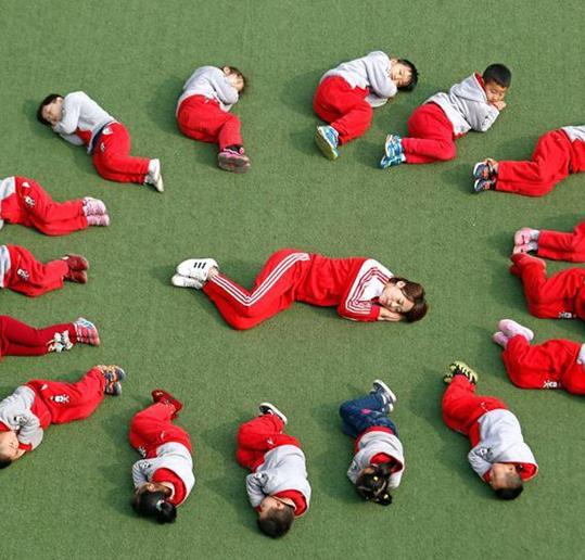 Celebraciones de Día Mundial del Sueño en China
