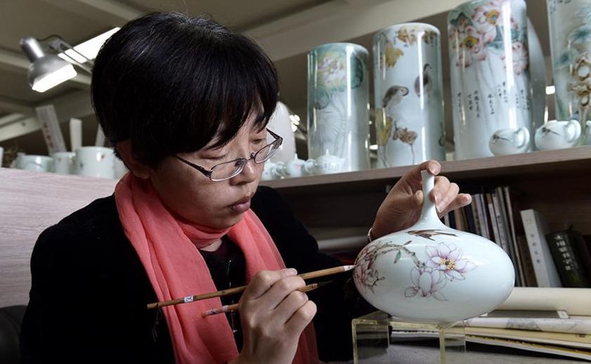 Porcelana de Zibo