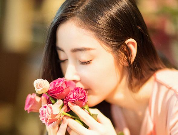Nuevas imágenes de actriz Zhang Tianai