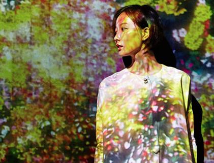 Nuevas fotos de actriz Wang Luodan