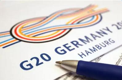G20: de Hamburgo a París con parada en Washington