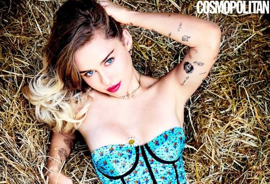 Fotos de la cantante Miley Cyrus