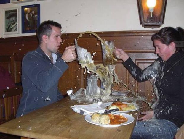 Locuras favoritas de los borrachos