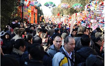 population of beijing china