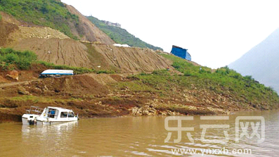Twelve people are still missing after a landslide occurred in southwest China's Yunnan Province on Saturday, local authorities said on Sunday.[Photo/ynxxb.com]