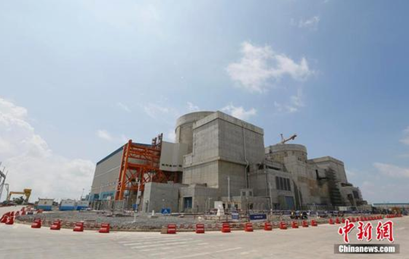 Fangchenggang China  city photos gallery : 1st nuclear plant in W. China begins operation China.org.cn